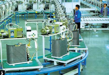 工业自动化展区